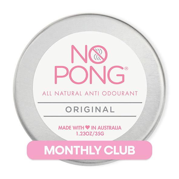 NO PONG ORIGINAL