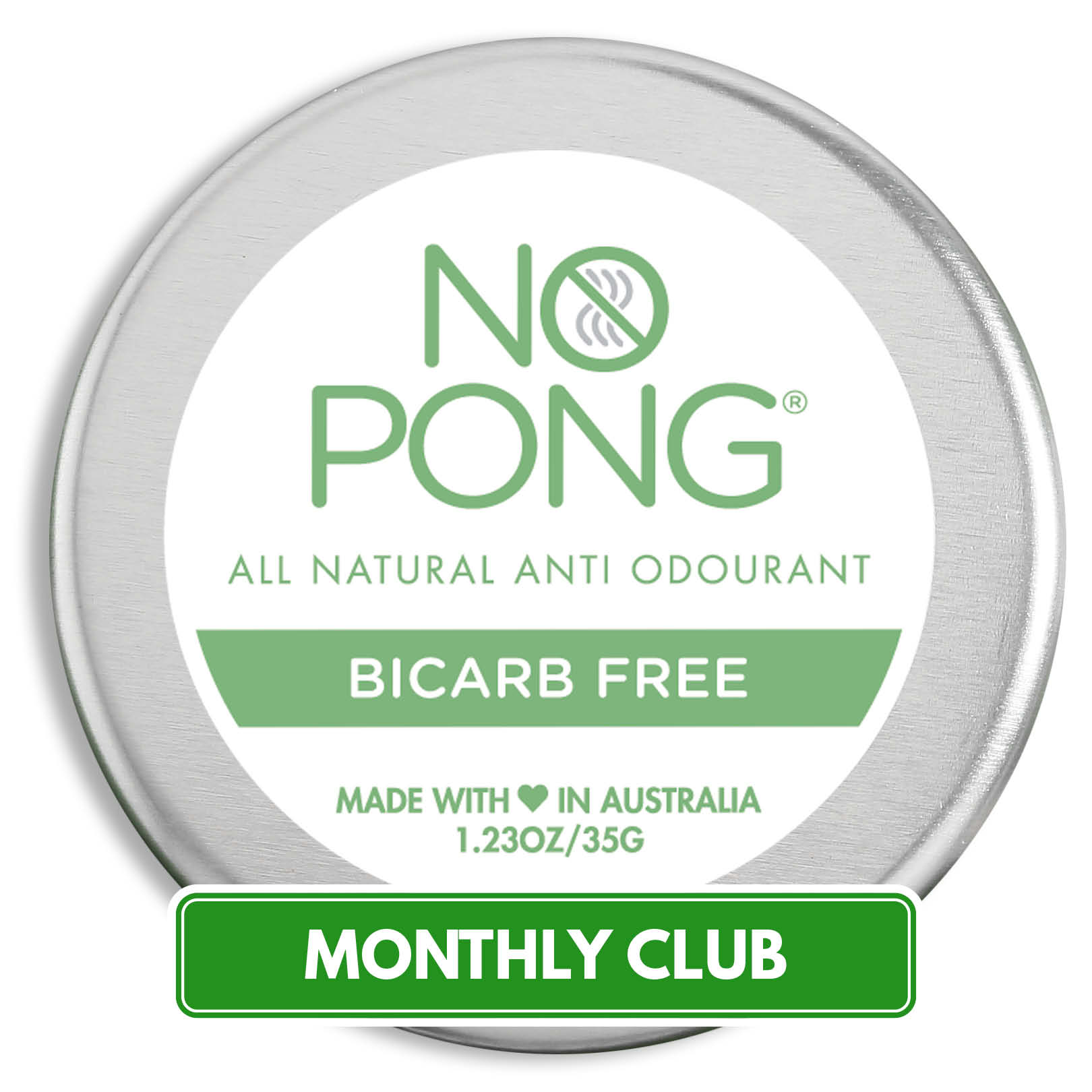 LOW FRAGRANCE | BICARB FREE